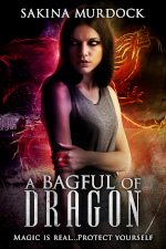 Cover of A Bagful of Dragon